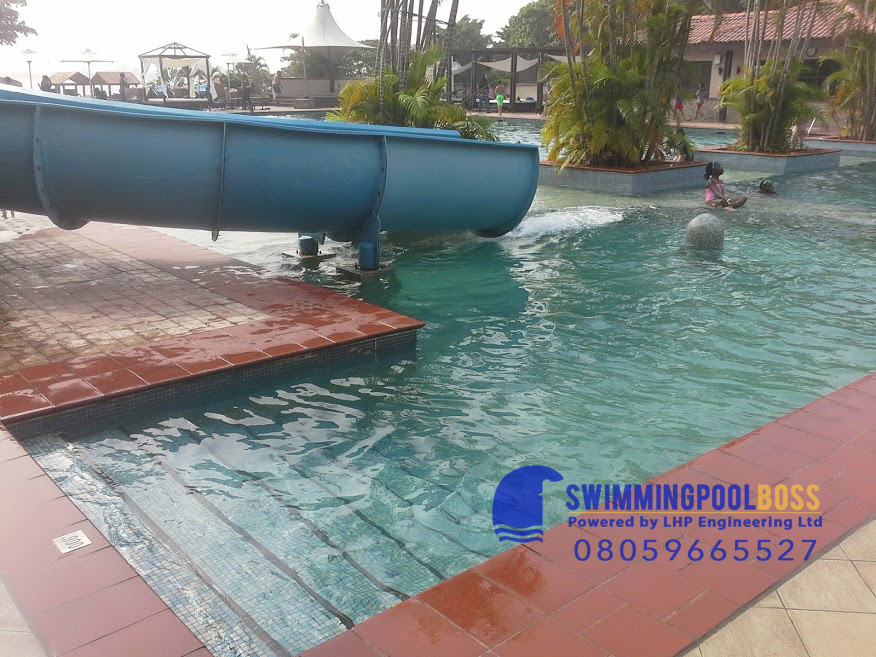 Swimming pool equipment in nigeria