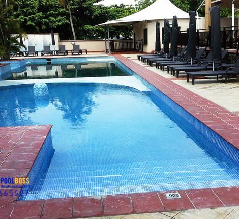 How to determine the size of swimming pools in Nigeria