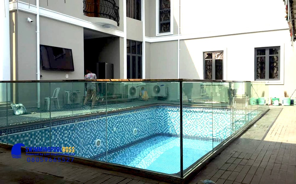 Swimming pool professionals in Nigeria