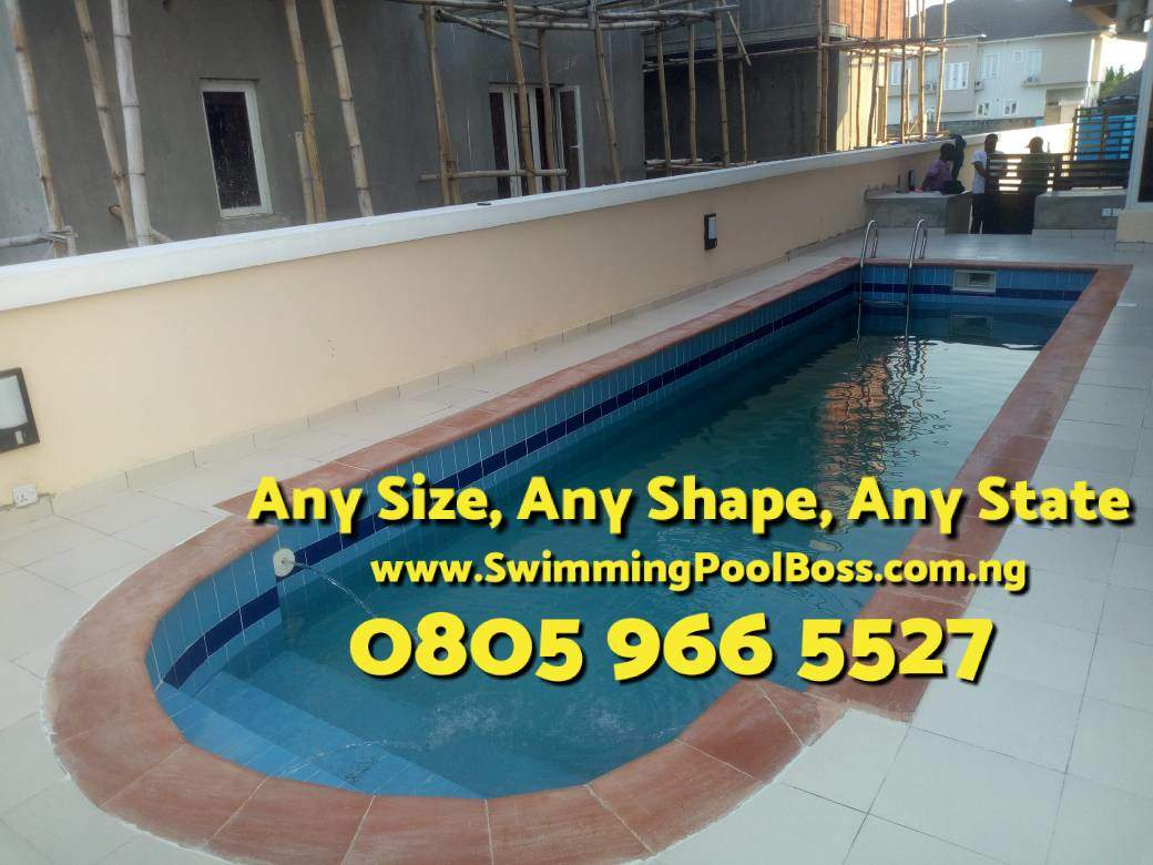 Swimming Pool Construction Builder in Nigeria