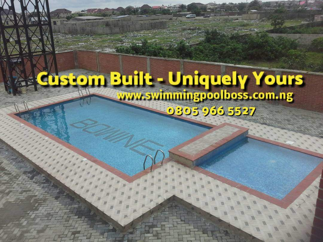 swimming pool construction companies in Nigeria